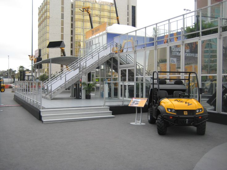 15 best Custom Exhibits  Structures for CONEXPO-CON/AGG images on