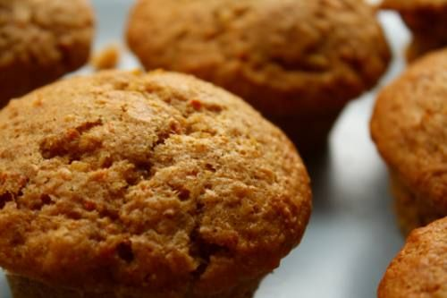 whole wheat carrot pineapple muffins | Favorite Recipes | Pinterest