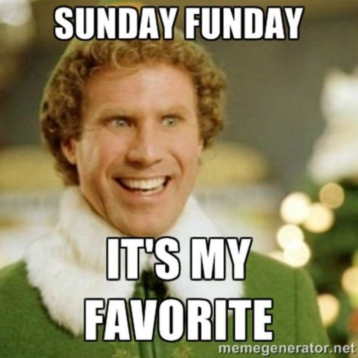 27 Funny Sunday Memes That Are Perfect for Lazy Sundays | Funny monday memes, Funny sunday memes, Sunday meme