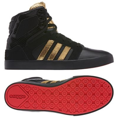 new style 75a90 3bd5e ... adidas BBNEO Hi Top Shoes  3 I want these! adidas neo high red ...