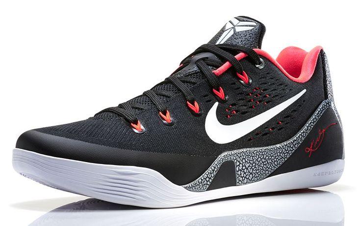 "Nike Kobe 9 EM ""Laser Crimson"" (Official Images)   KicksOnFire.com"