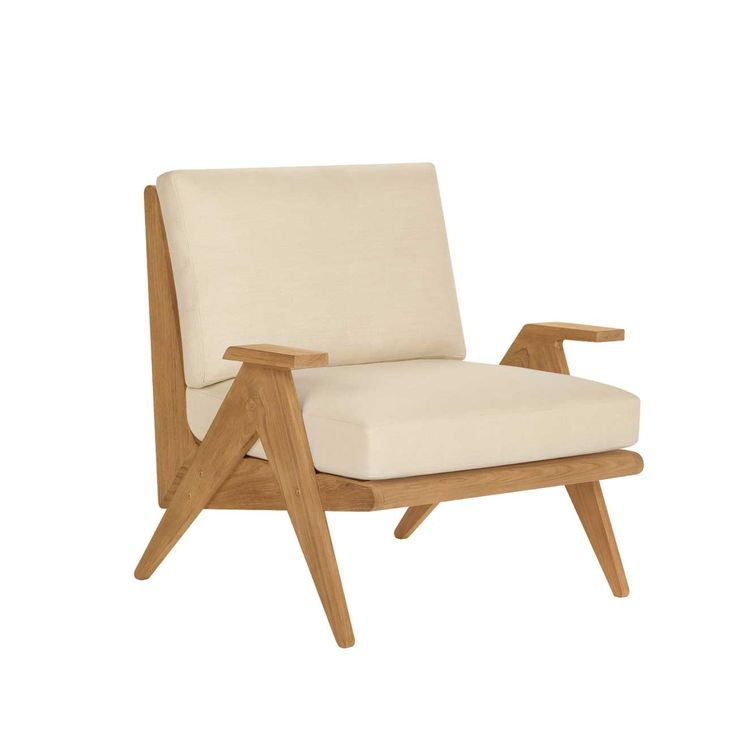 Rose Tarlow Melrose House Outdoor Lounge Chair