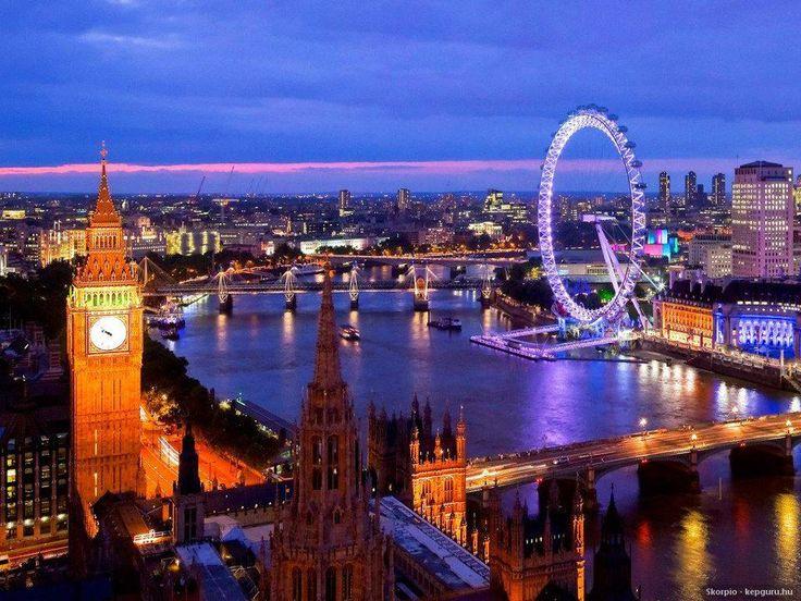 Londres (um lugar que devo visitar)