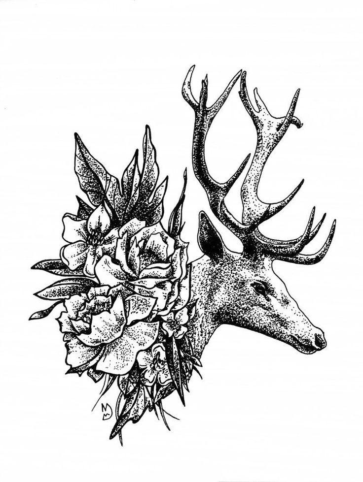 deer | by mayreeze
