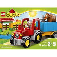 LEGO DUPLO LEGO Ville Farm Tractor (10524)