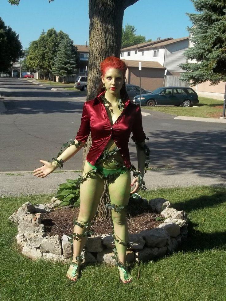 12 best Batman images on Pinterest | Poison ivy cosplay ...