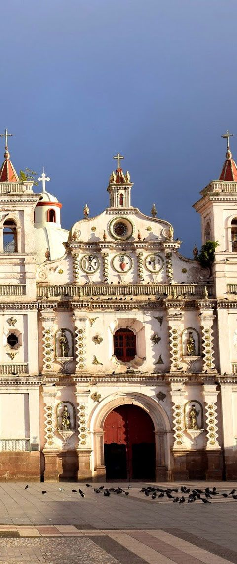 San Miguel Cathedral in Tegucigalpa - Honduras