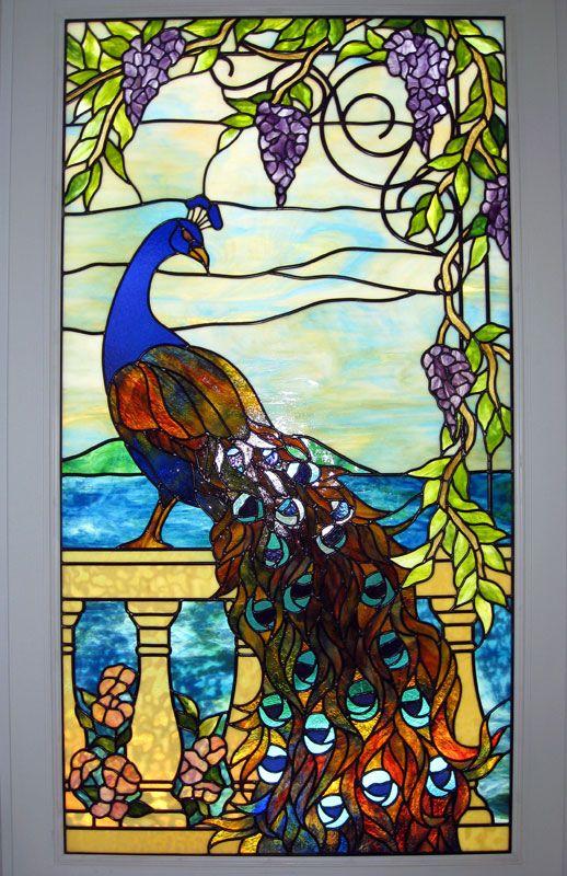 Custom Stained Glass Window Portfolio | McMow Art Glass