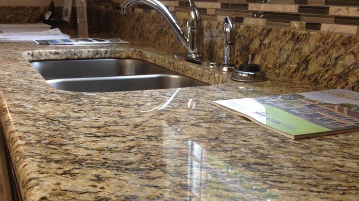 Santa Cecilia granite countertop, prefab granite countertop, cheap granite countertop meter price Wholesale natural kitchengranite countertop Chinese granite countertop