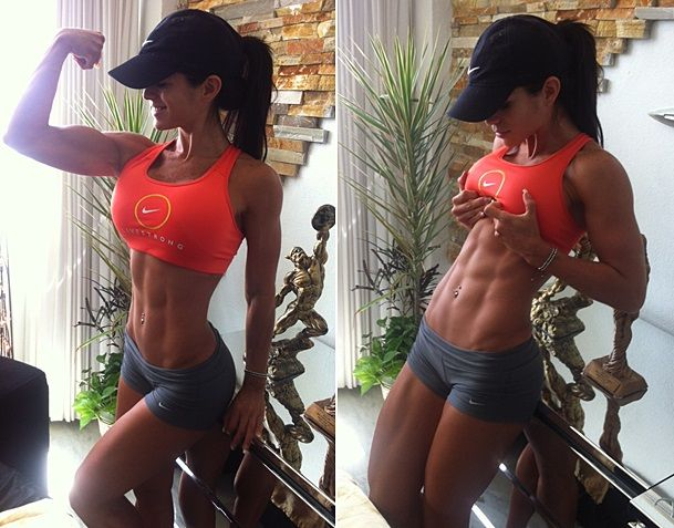No more excuses, back to my fitness goals. Michelle Lewin is def my inspiration to get started!