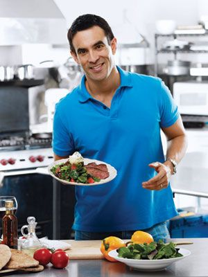 Jorge Cruise Recipes - Simple Summer Dinners - Good Housekeeping