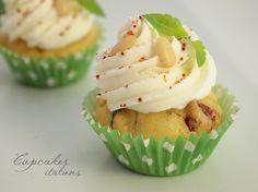 """Mini- cupcakes salés """"à l'italienne"""""""