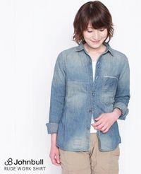 Johnbull [ジョンブル] ルードワークシャツ AS672