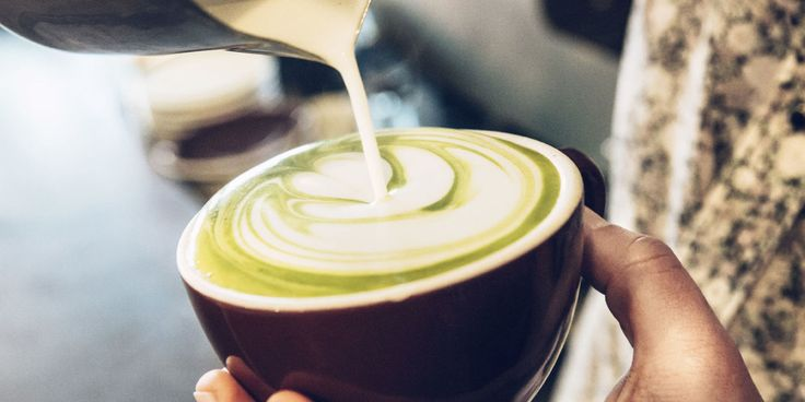 Drink Matcha Tea - A daily serving of this potent green tea may kick your metabolism into a higher gear. #health #slim