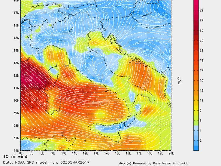 Vortice Ciclonico, Piogge e Vento forte Bel tempo... bisogna aspettare ancora un po! Nella nuova settimana si andrà a formare un ???? Vortice di Bassa pressione e oltre alle piogge dovremmo far conto a ???? Venti forti ???? e ???????? Mari Agitati ???? Anch #roma #meteo #italia #settimana