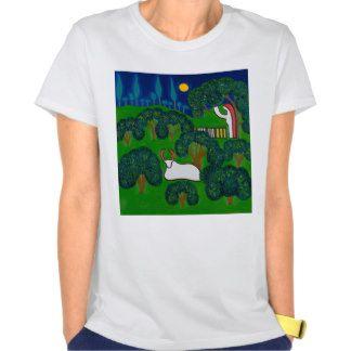 Printemps en Burgundy 2013 T Shirt