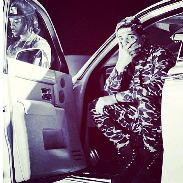 PARTYNEXTDOOR x Drake #OVO