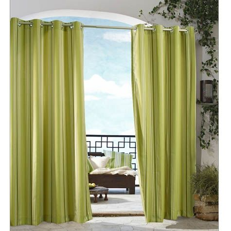 51 Best Outdoor Curtain Panels And Drapes Images On Pinterest Indoor Outdoo