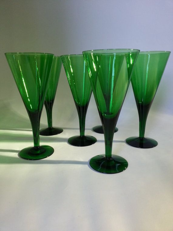 Scandinavian Wine glass  Vinglas Winston .. Made by fcollectables, €89.00