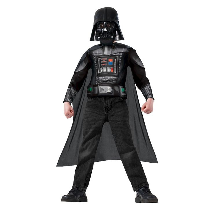 Star Wars Rogue One Darth Vader Costume, Kids Unisex