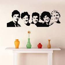 Resultado de imagen para decoraciones de one direction para cuartos