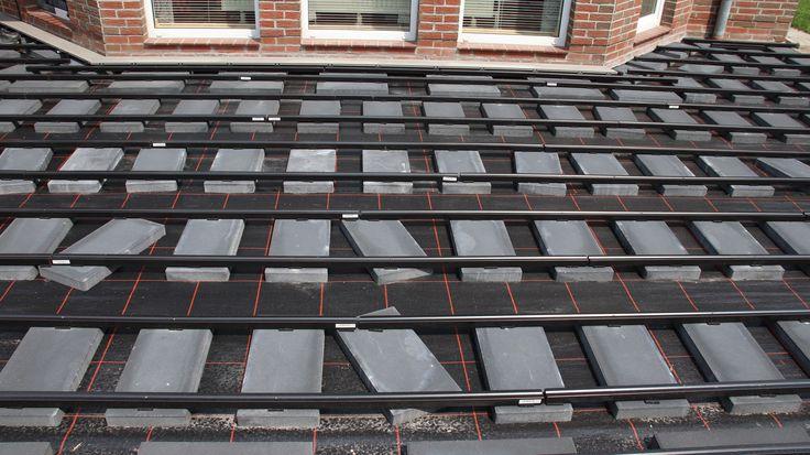 WPC Unterkonstruktion für Terrassendielen Terrasse