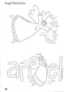 Angel Stitcheries, via Flickr