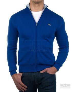 Chaqueta Lacoste - Azul Cobalto
