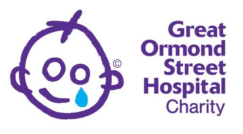I think that the logo for Great Ormand Street Hospital Charity is very effective because of the fact that the logo looks like it was drawn by a child (which is who the charity is based around).
