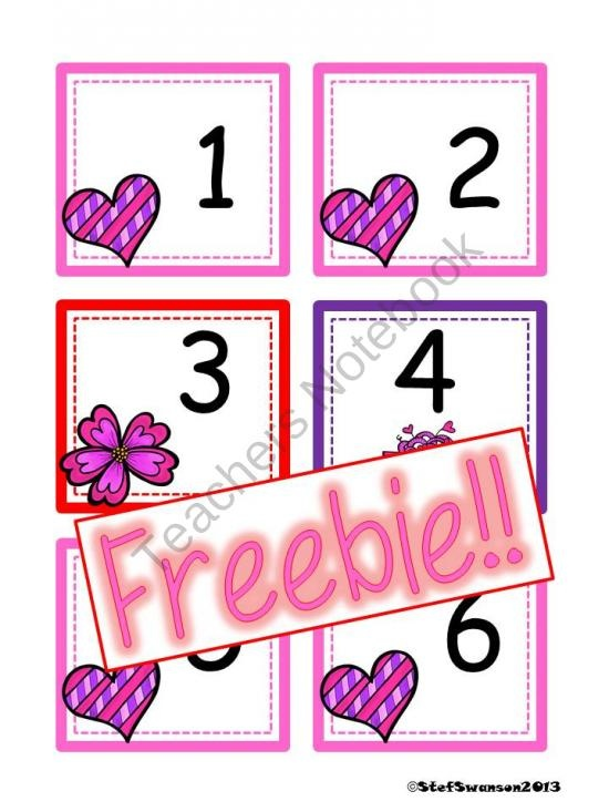 Best Monthly Calendar Card Numbers Images On