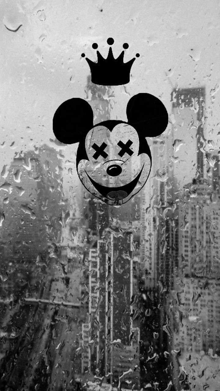 Mickey Mouse Rain Wallpaper Check More At Https Phonewallpaper