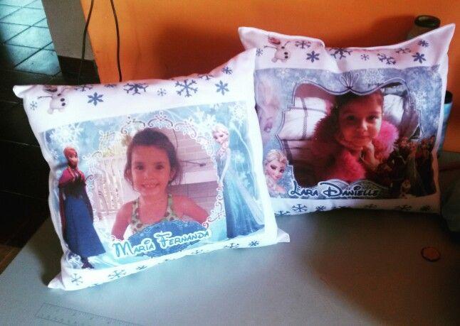 Mine almofadas personalizadas