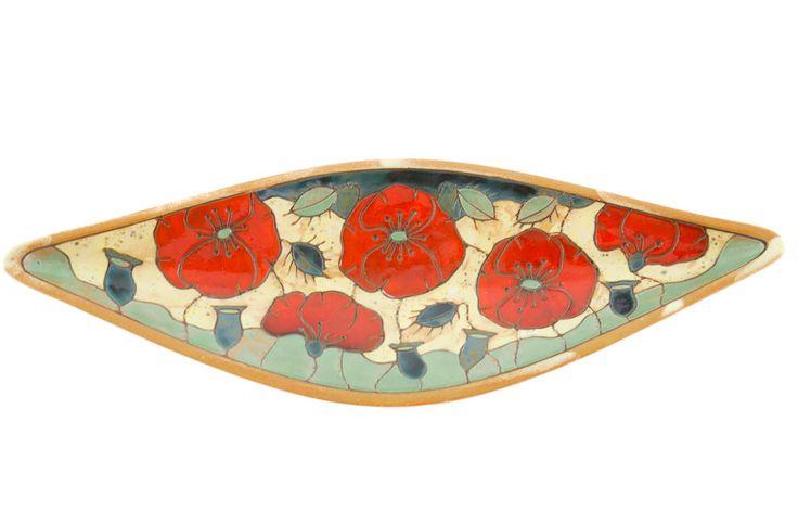 """Poppy Large Fruit Bowl 14"""""""