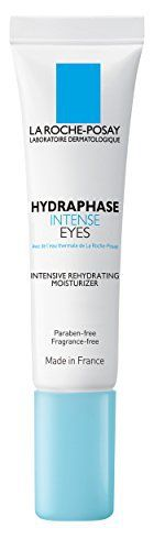 La Roche-Posay Hydraphase Intense #Eye #Cream with #Hyaluronic Acid to Reduce Under-Eye Bags and Puffiness, O.5 Fl. Oz.  Full review at: http://toptenmusthave.com/best-under-eye-wrinkle-cream/
