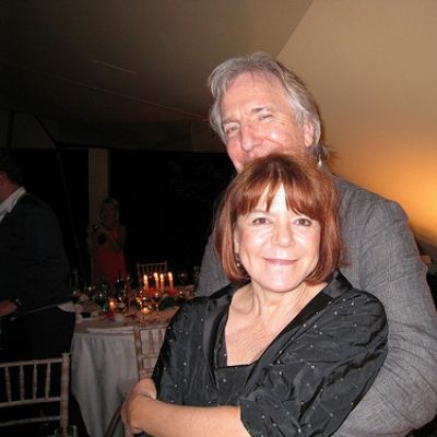 He met Rima Horton  in 1965 when he was 19 and she was 18 and the pair lived in London together from 1977 until his death. He married his life-long partner Rima in a secret ceremony last year after nearly 50 years together. RIP Alan Rickman.