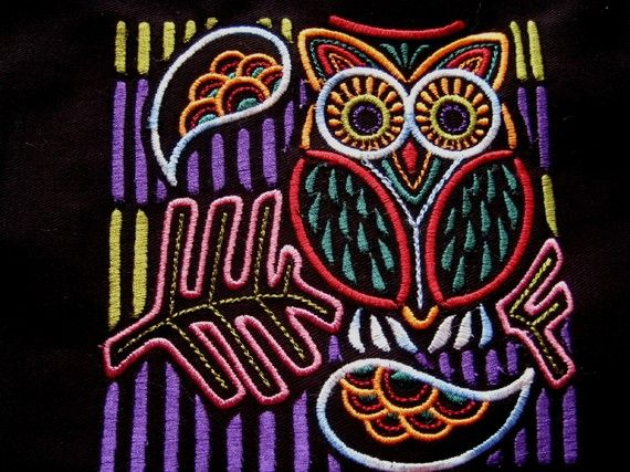 Mola Embroidery