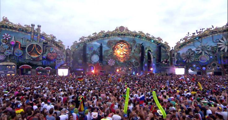 Tomorrowland Live Brasil 2016 Live Stream & Rebroadcast