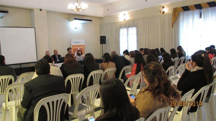 Apertura: PROFAESS y Centro Empresarios de Famailla, en Fundación Federación Económica de Tucumán