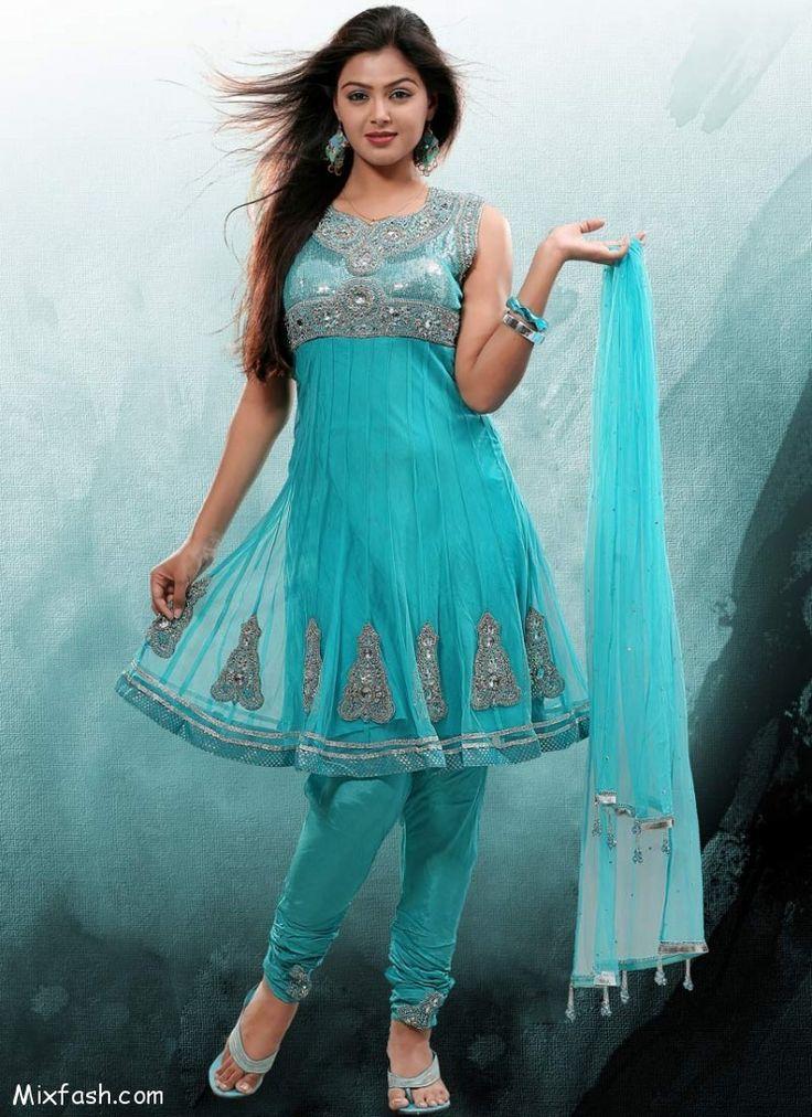 Indian Anarkali Dresses | Anarkali Dresses 5 744x1024 Latest Anarkali Dresses
