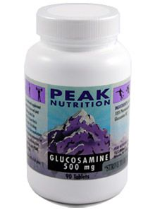 "Check out today's ""Deal of the Day"" at TripleClicks.  You save 44% off the regular price on Glucosamine.  Today only!"