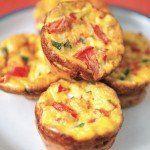 Breakfast Egg Muffins and other Paleo breakfast recipes on MyNaturalFamily.com #paleo #recipe