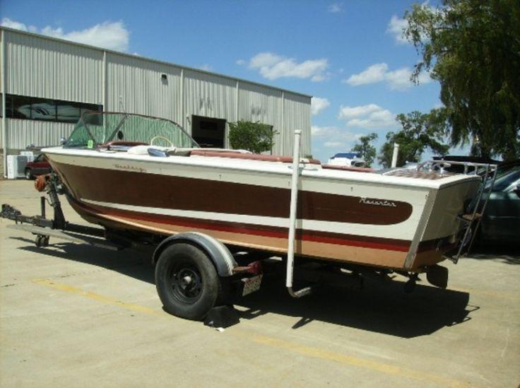1958 Century Boats Resorter in Johnsburg, IL