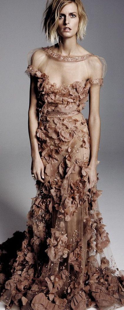 Elie Saab Couture @}-,-;--
