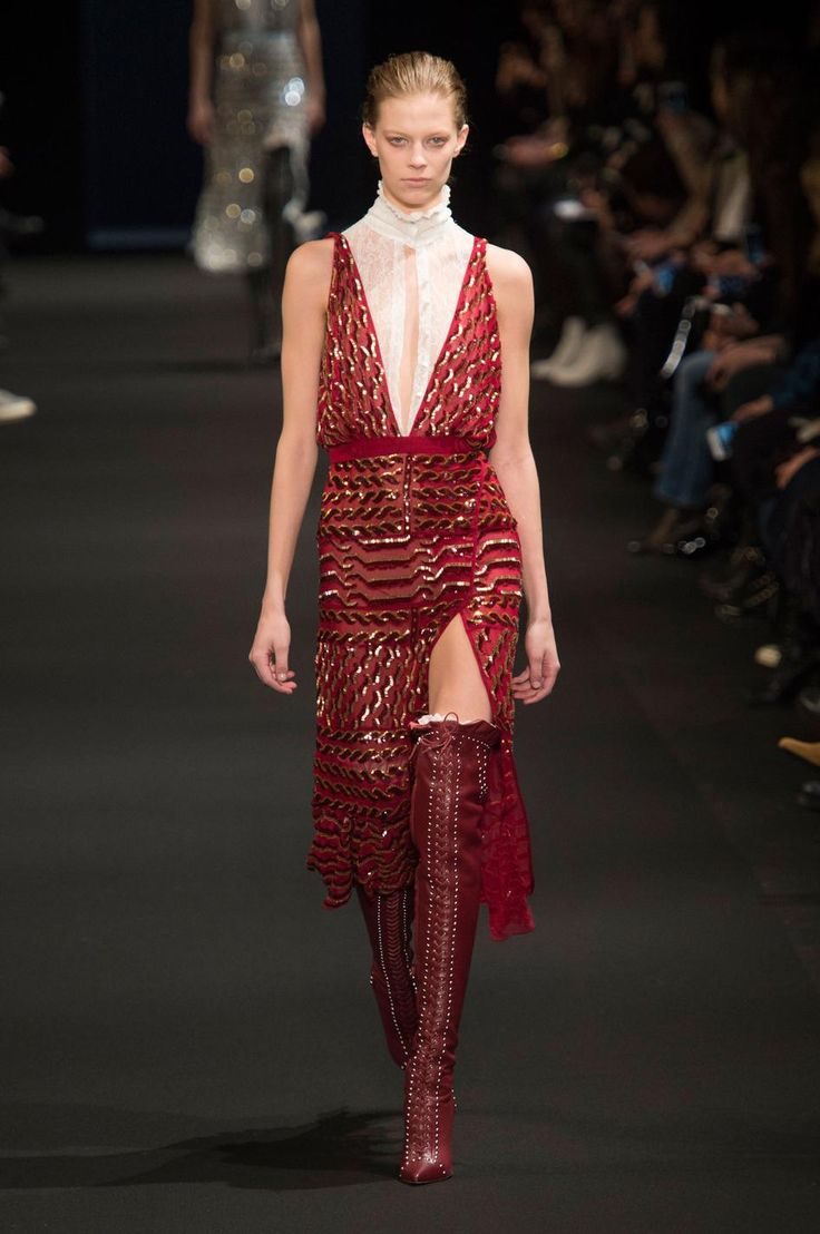 33 best New York Fashion Week images on Pinterest | Feminine ...