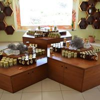 The honey factory and shop near Kefalos, Kos