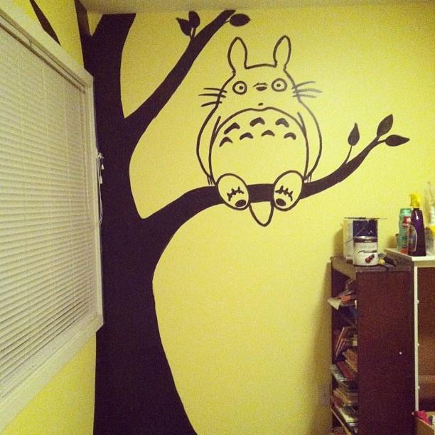 29 best Studio Ghibli kids\' room images on Pinterest   Studio ghibli ...