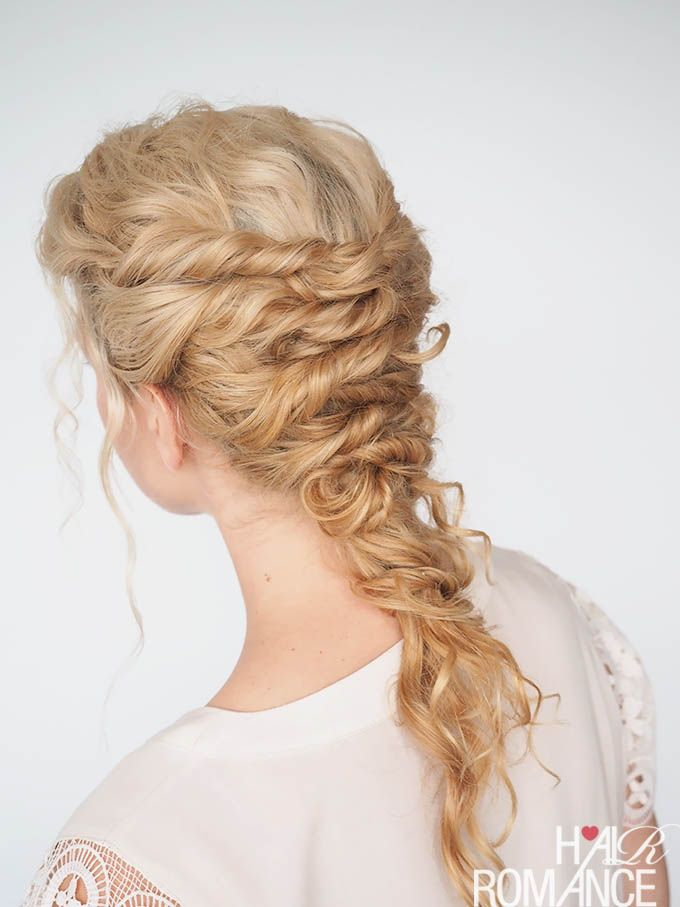 Twists and curls from Hair Romance #curlyhairromance new curly hair ebook