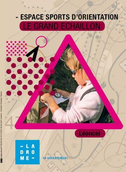 Course d'orientation du Grand Echaillon -Trés sympa en famille - Imprimez la carte sur le site web inclus et il n'y a plus qu'à s'amuser.