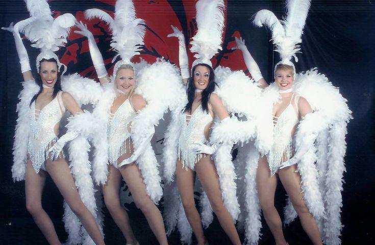 Wizardry Showgirl Dancers