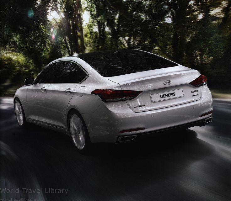 https://flic.kr/p/T5vCiU | Hyundai Genesis; 2015_5